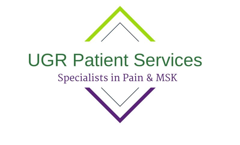 UGR Patient Services Logo